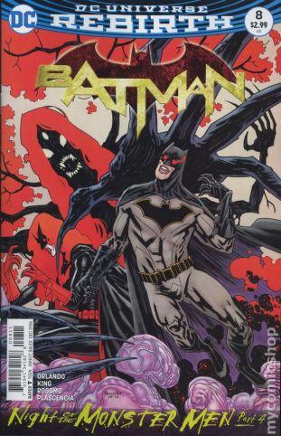 Batman #8A