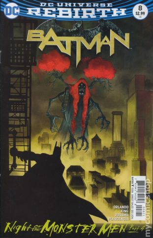 Batman #8B