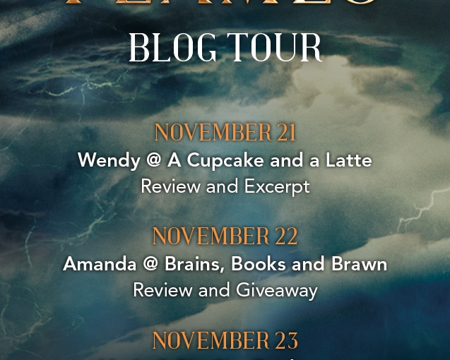 Upcoming Blog Tour: Fate of Flames! Come JoinUs!