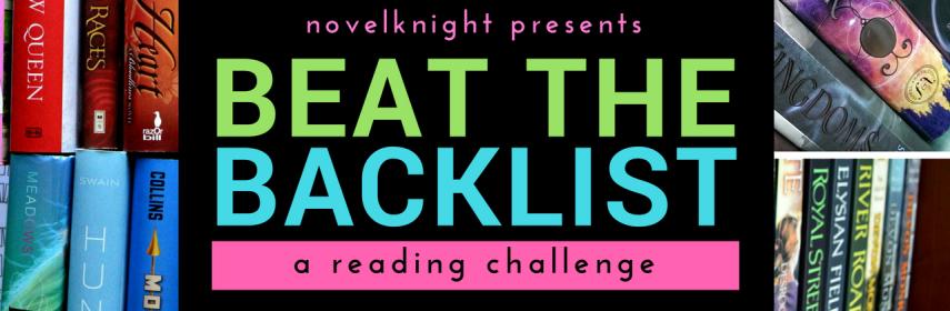 Beat the Backlist Reading Challenge