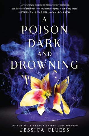 A Poison Dark and Drowning