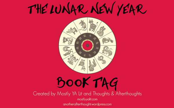 Lunar New Year BookTag