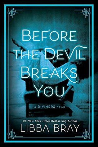Before the Devil Breaks You