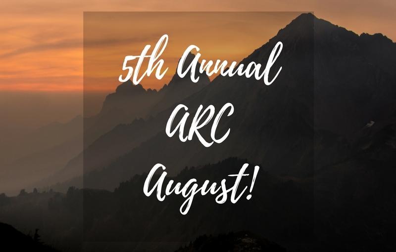 5th Annual ARC August|TBR