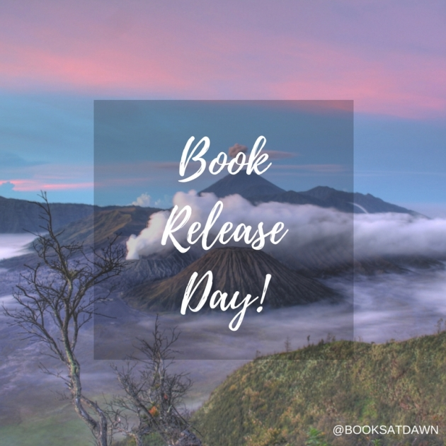 Book Release Day | Books at Dawn