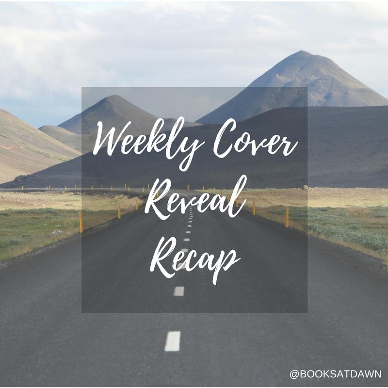 Weekly CoverReveal Recap