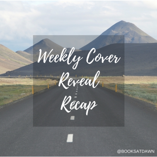 Weekly CoverReveal Recap