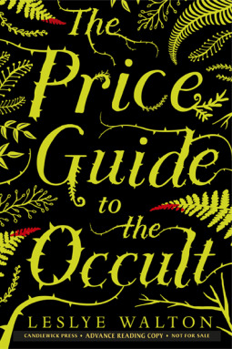 The Price Guide of the Occult