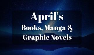 April's Books, Manga &Graphic Novels