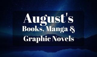 August's Books, Manga &Graphic Novels