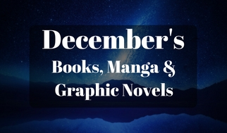 December's Books, Manga &Graphic Novels