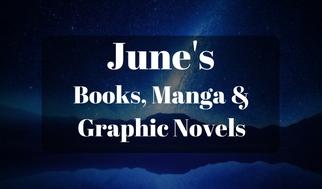 June's Books, Manga &Graphic Novels