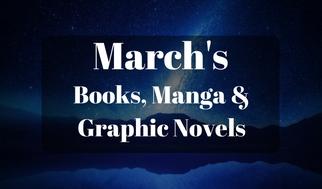 March's Books, Manga &Graphic Novels