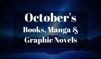 October's Books, Manga &Graphic Novels