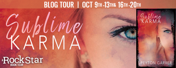 Sublime Karma Blog Tour Banner