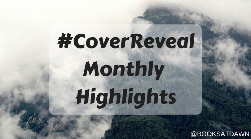 #CoverReveal: September Highlights