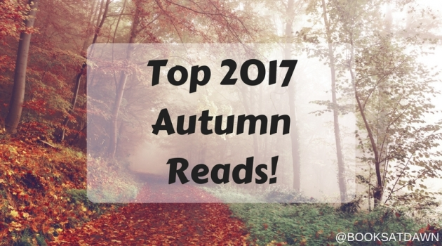 Top 2017 Autumn Reads!