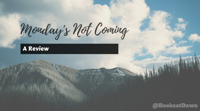 #Review | Monday's Not Coming by Tiffany D.Jackson
