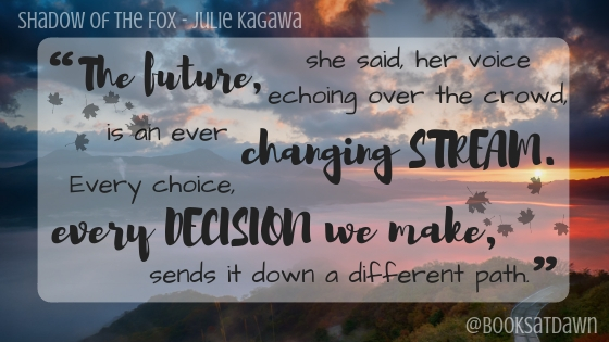 Shadow of a Fox Quote #3