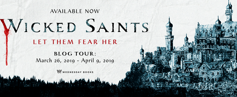 #BlogTour: Wicked Saints by Emily A. Duncan – A Review of Sorts + a Super AwesomeExcerpt