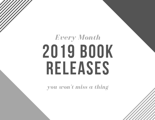 AUGUST 2019 RELEASES
